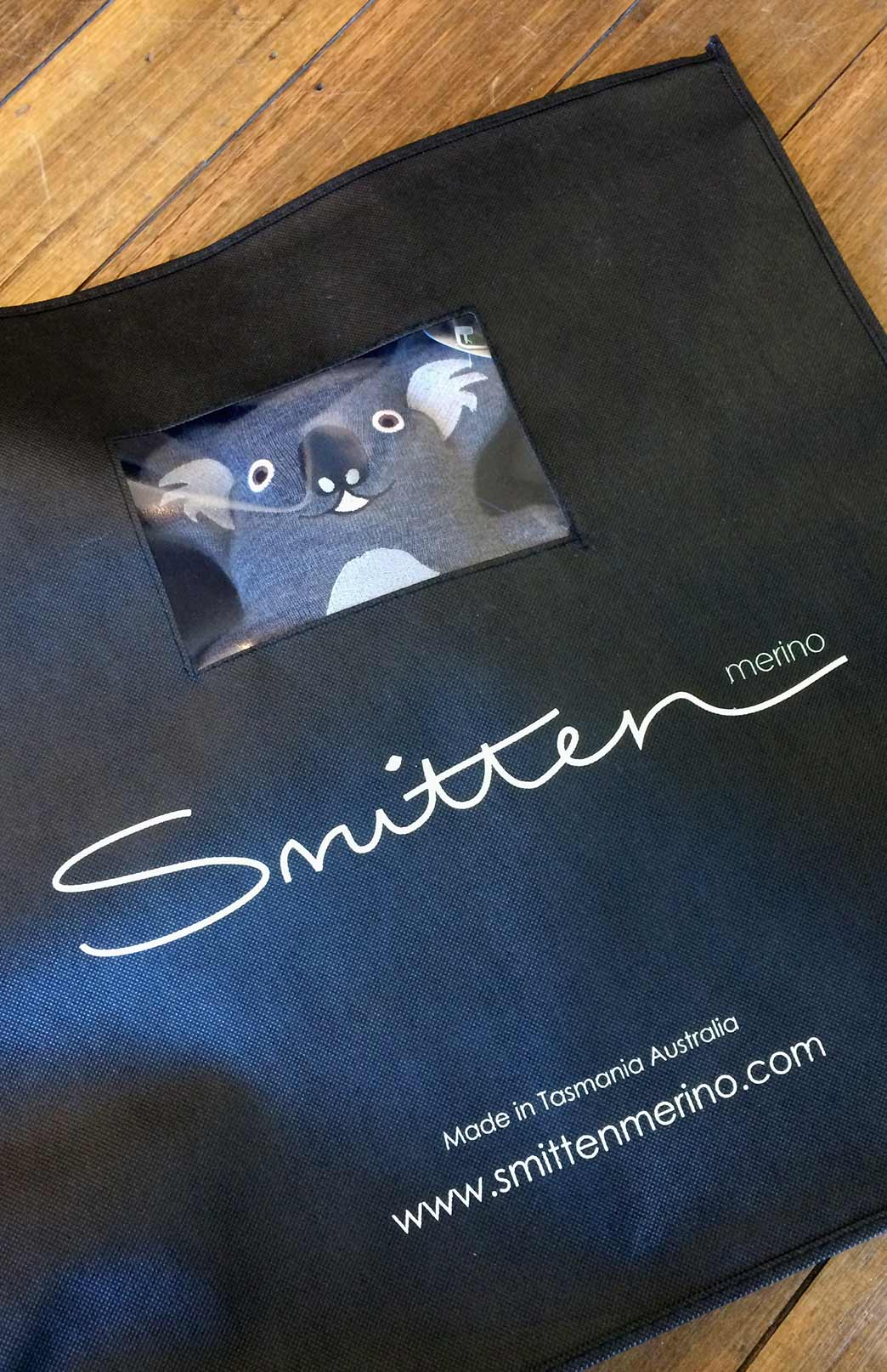Smitten Garment Bags - Multi Pack - Unique Smitten Merino Branded Garment Protection and Travel Clothing Bags - Smitten Merino Tasmania Australia