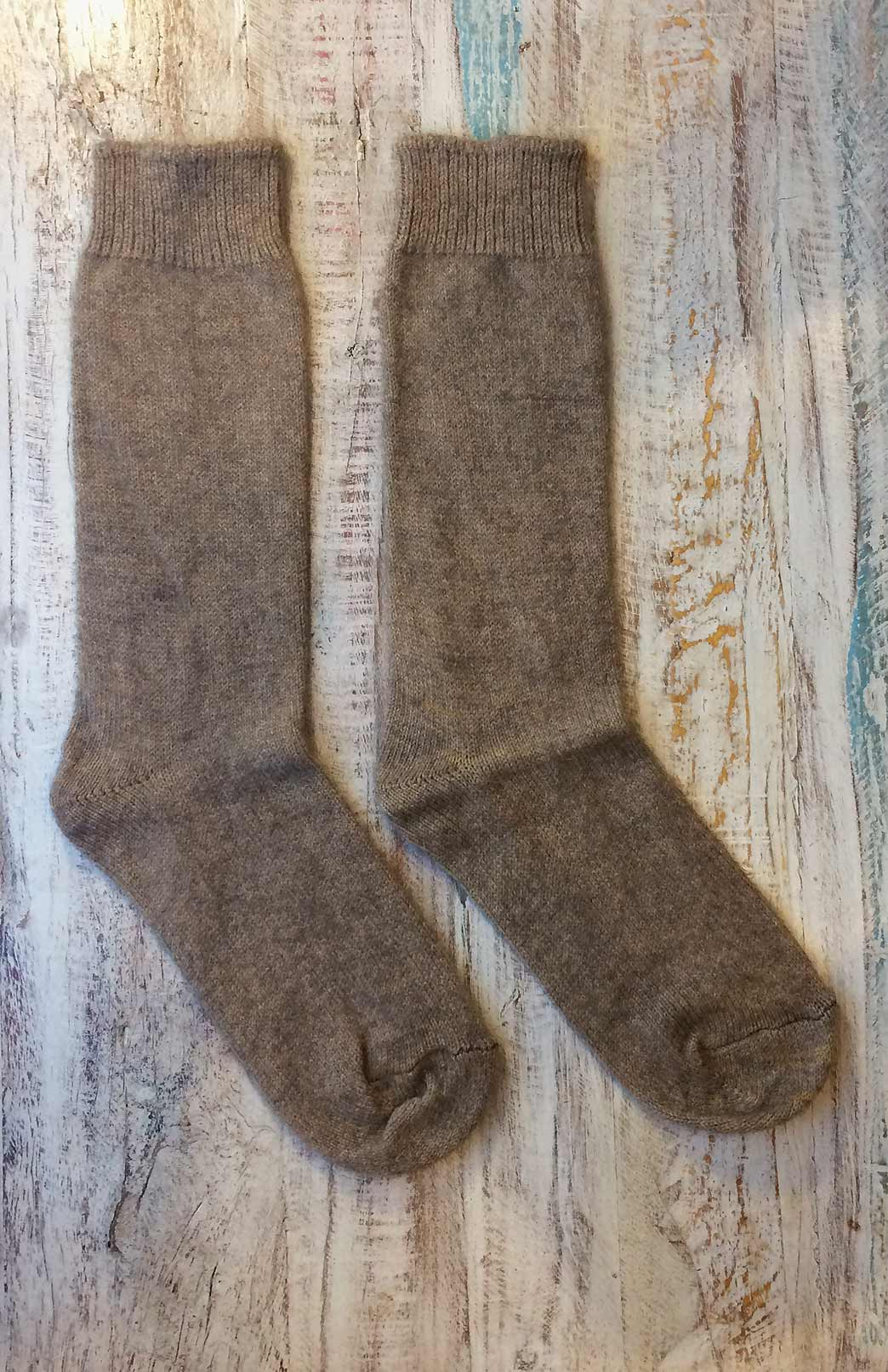 Merino & Wallaby Blend Socks - Merino Wool and Wallaby Blend Thermal Socks - Smitten Merino Tasmania Australia