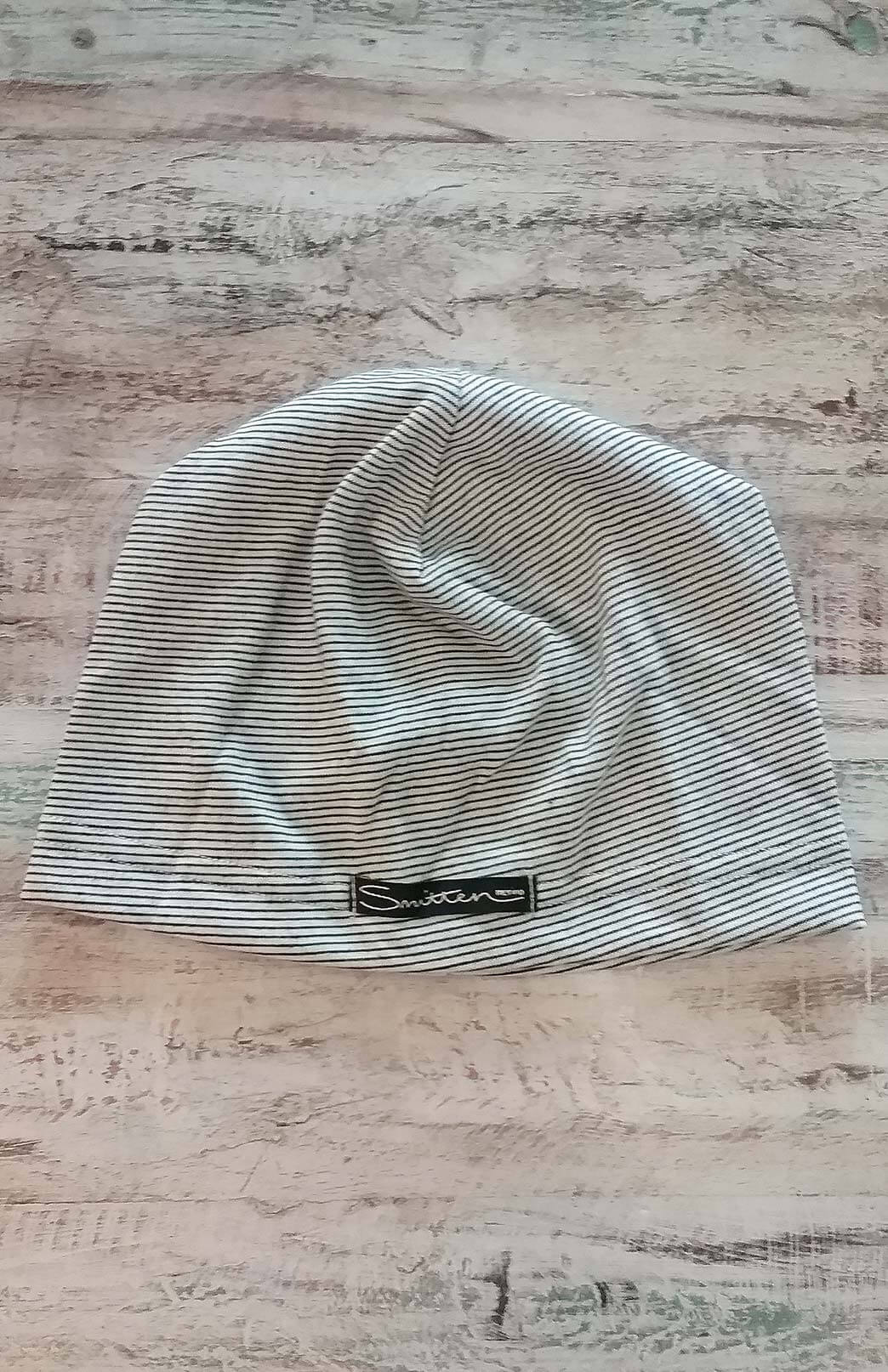 Lightweight Beanie - Lightweight Superfine Activewear and Fashion Beanie - Organic Cotton - Smitten Merino Tasmania Australia