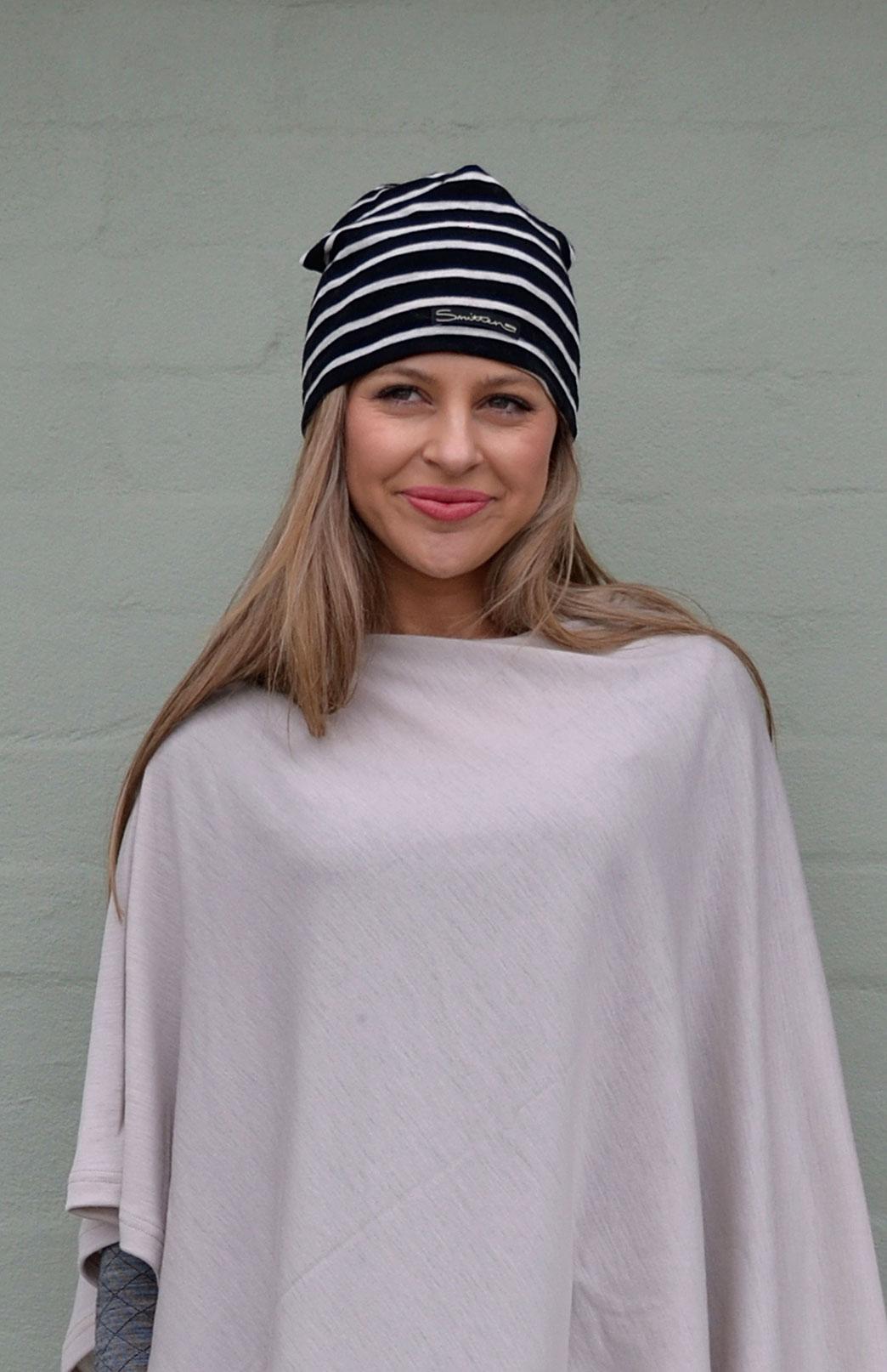 Merino Wool Beanie - Smitten Merino Tasmania Australia