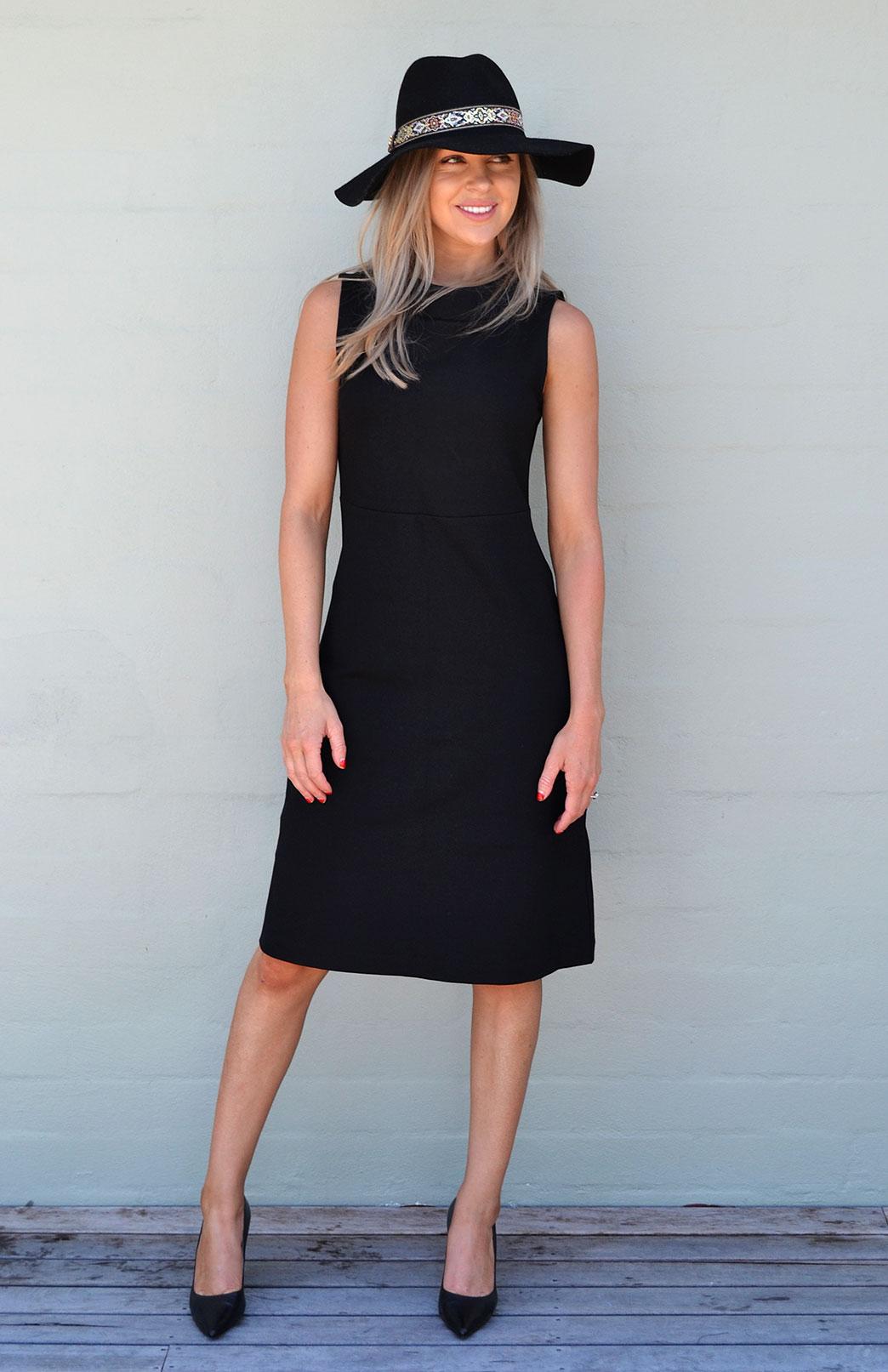 Asha Dress - Smitten Merino Tasmania Australia