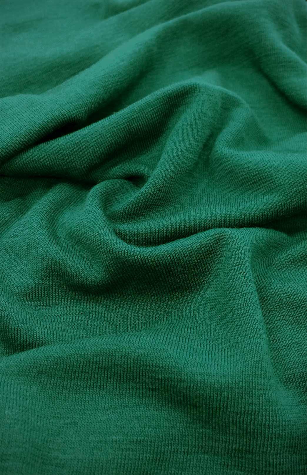 Cowl Neck Top - Sleeveless - Women's Pure Merino Wool Emerald Green Sleeveless Cowl Neck Top - Smitten Merino Tasmania Australia