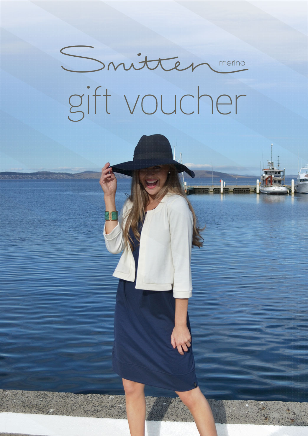 Gift Voucher - Smitten Merino Tasmania Australia