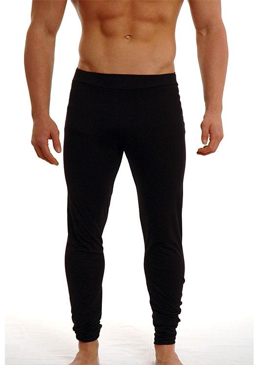 Men's 360g Heavy Weight Leggings - Men's Superfine Merino Wool Heavy Weight Thermal Base Layer Leggings - Smitten Merino Tasmania Australia