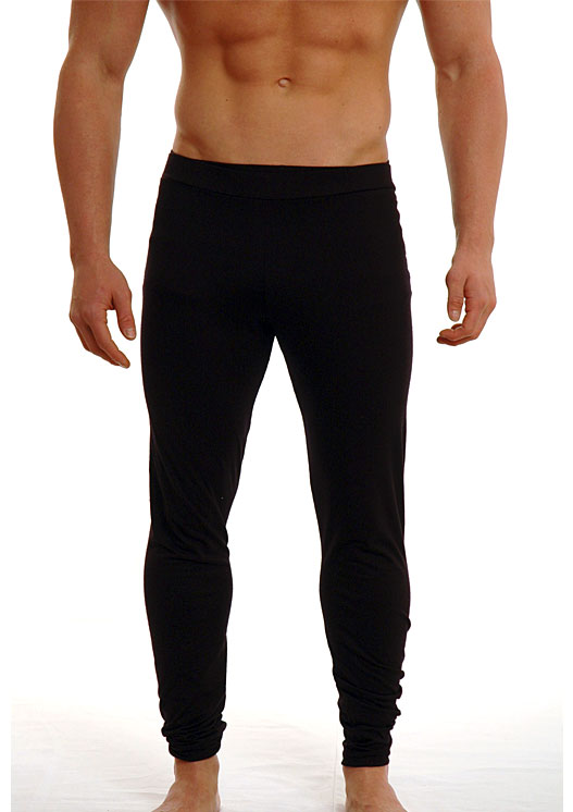 Men's 360g Heavy Weight Leggings - Men's Superfine Merino Wool Heavy Weight Thermal Base Layer Leggings - Smitten Merino Tasmania Australia