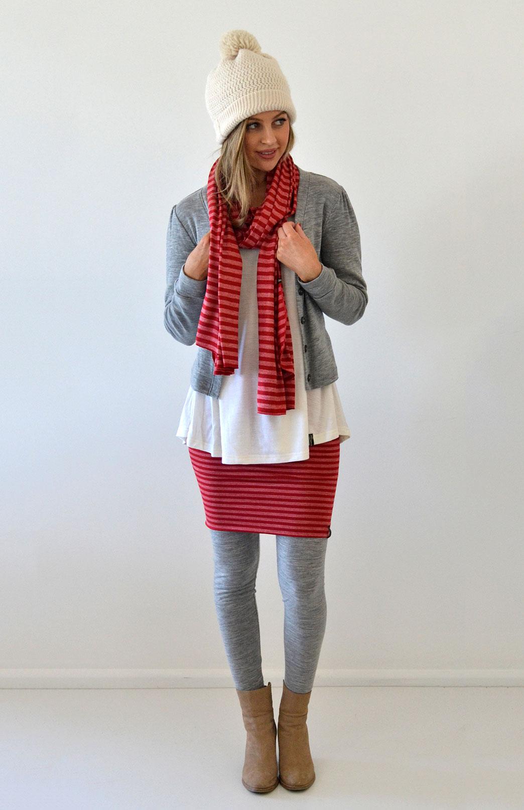184b08d1ef1 Short Tube Skirt - Striped