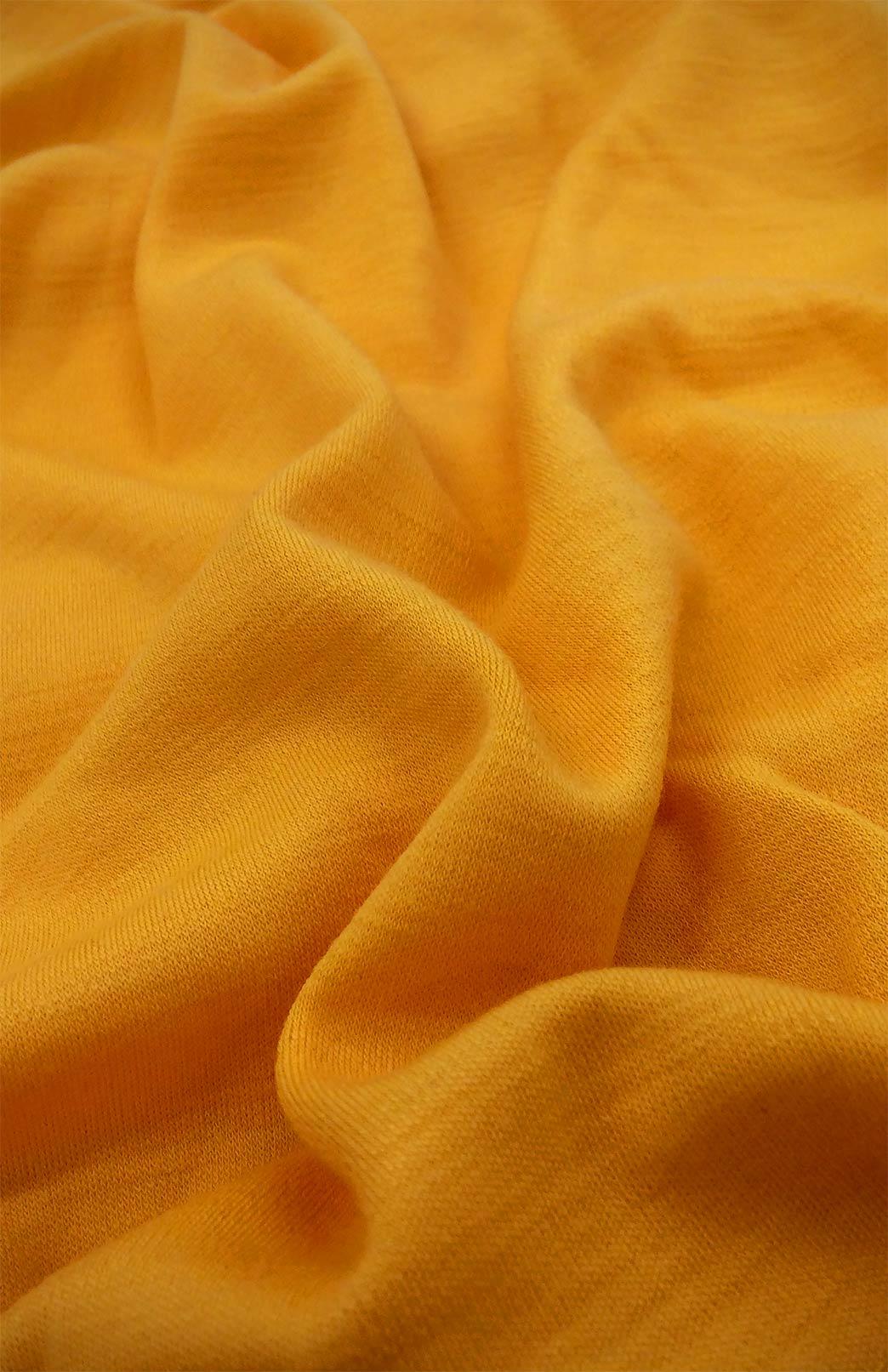 Holly Dress - Women's Yellow Merino Wool Sleeveless Shift Dress with Pockets - Smitten Merino Tasmania Australia