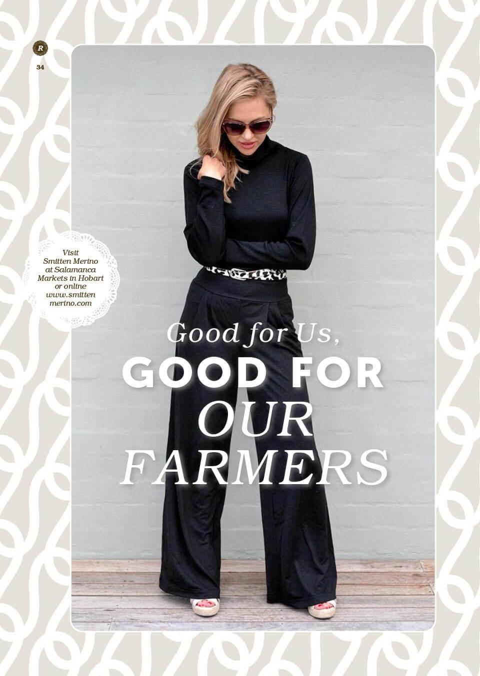 Ruth Magazine #27 Smitten Feature